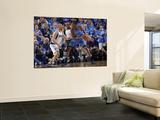 Oklahoma City Thunder v Dallas Mavericks - Game Five, Dallas, TX - MAY 25: Kevin Durant and Jason K Wall Mural by Glenn James