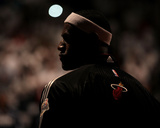 Dallas Mavericks v Miami Heat - Game Two, Miami, FL - JUNE 02: LeBron James Photo by Mike Ehrmann