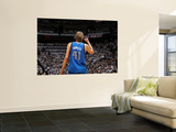 Dallas Mavericks v Miami Heat - Game Two, Miami, FL - JUNE 02: Dirk Nowitzki Wall Mural by Nathaniel S. Butler