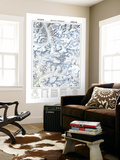 1988 Mount Everest Premium Wall Mural by  National Geographic Maps