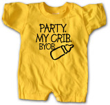 Infant: Bring Your Own Bottle T-shirts