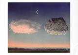 La Bataille de L'Argonne Art by Rene Magritte