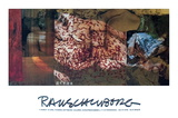 Wetterling Galleries Collectable Print by Robert Rauschenberg