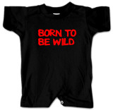 Infant: Born To Be Wild Infant Onesie