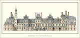 Chateau de Fontainebleau, Fontainebleau Posters