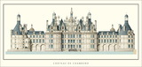 Chateau de Chambord Posters