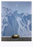 Le Domaine d'Arnheim Posters af Rene Magritte