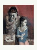 Mãe e Filho Posters por Pablo Picasso