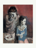 Mother and Child Prints by Pablo Picasso