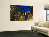 USA, Massachusetts, Boston, Downtown Financial District Wall Mural by Gavin Hellier