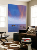 Corbiere Lighthouse, Jersey, Channel Islands, UK Wall Mural by Gavin Hellier