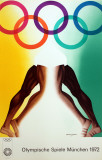 Munich Olympics Collectable Print by Allen Jones