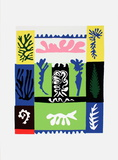 Amphitrite Silketrykk av Henri Matisse
