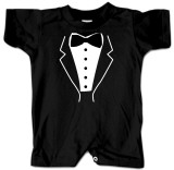 Infant: Tuxedo Shirts