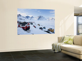 Tasiilaq, Greenland, Winter Wall Mural by Peter Adams