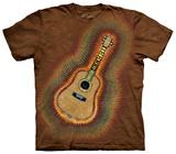 Acoustic Tie Dye Shirts