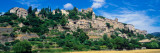 Low Angle View of a Village, Montbrun-Les-Bains, Drome, Rhone-Alpes, France Photographic Print
