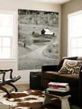 USA, New England, Vermont, Woodstock, Sleepy Hollow Farm Wall Mural by Michele Falzone