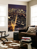 USA, New York City, Manhattan, Elevated View of Mid-Town Manhattan Wall Mural by Gavin Hellier