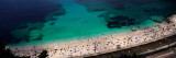 Tourists on the Beach, Villefranche-Sur-Mer, Alpes-Maritimes, Provence-Alpes-Cote D'Azur, France Photographic Print