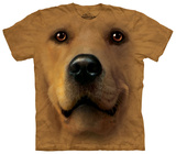 Golden Face T-Shirt