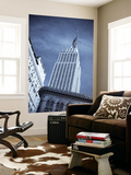 USA, New York City, Manhattan, Empire State Building Wall Mural by Michele Falzone