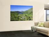 Wales, Gwynedd, Snowdonia National Park Wall Mural by Steve Vidler