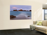 Corbiere Lighthouse, Jersey, Channel Islands, UK Premium Wall Mural by Gavin Hellier