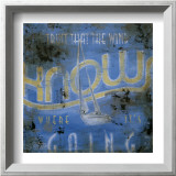 Trust That the Wind Knows Where It's Going Prints by Rodney White