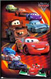Cars 2 - Group Photo