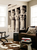 Egypt, Aswan, Philae, Temple of Isis Reproduction murale par Michele Falzone