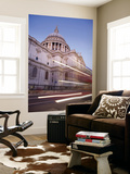 St. Paul's Cathedral, London, England Wall Mural by Jon Arnold