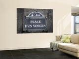 Place Des Vosges, Marais District, Paris, France Wall Mural by Jon Arnold