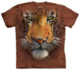 Tiger Face Shirts