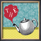 Tea Prints by Helene Druvert