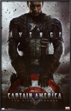 Captain America - Movie Poster