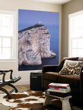Lighthouse, Capo Caccia, Sardinia, Italy Wall Mural by Doug Pearson