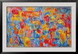 Mapa Pôsters por Jasper Johns