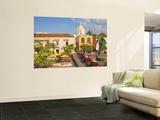 Colombia, Bolivar, Cartagena De Indias, Plaza Santa Teresa, Horse Carts Wall Mural by Jane Sweeney