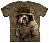Combat Sam T-Shirt