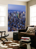USA, New York City, Manhattan, Midtown Wall Mural by Gavin Hellier