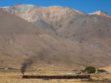 La Trochita Narrow Gauge Steam Train, Esquel, Chubut Province, Patagonia, Argentina Photographic Print