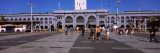 Tourists at a Market Place, Ferry Building, San Francisco, California, USA Photographic Print