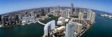 Aerial View of a City, Miami, Miami-Dade County, Florida, USA 2008 Photographic Print