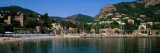 Town at the Seaside, Theoule Sur Mer, Alpes-Maritimes, Provence-Alpes-Cote D'Azur, France Photographic Print