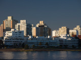 Buildings at the Waterfront, Punta Del Este, Maldonado, Uruguay Photographic Print