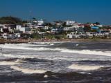 Buildings at the Waterfront, Playa La Boca, La Barra, Punta Del Este, Maldonado, Uruguay Photographic Print