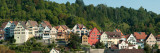 Buildings in a City, Horb Am Neckar, Northern Black Forest Region, Baden-Wurttemberg, Germany Photographic Print