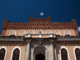 Low Angle View of House of Francisco Piria, Castillo De Piria, Piriapolis, Maldonado, Uruguay Photographic Print