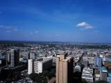 Aerial View of a City, Nairobi, Kenya Photographic Print